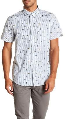 Ben Sherman Park Life Short Sleeve Regular Fit Shirt