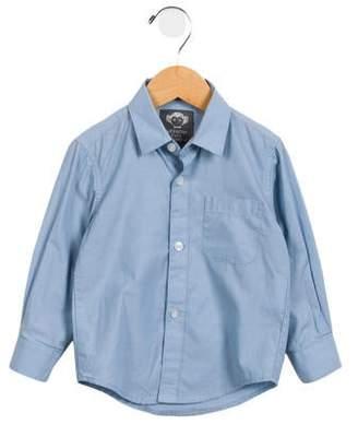 Appaman Fine Tailoring Boys' Woven Button-Up Shirt