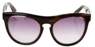 3.1 Phillip Lim Gradient Oversize Sunglasses
