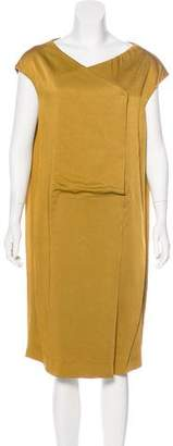 Cacharel Sleeveless Knee-Length Dress