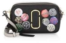 Marc Jacobs Snapshot Badges Crossbody Bag