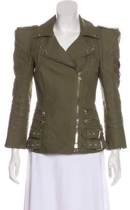 Balmain Structured Military Jacket