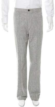 Vince Woven Flat Front Pants w/ Tags