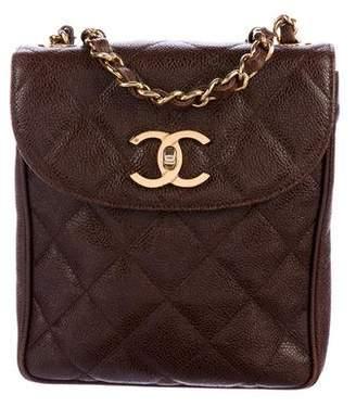 Chanel Quilted Flap Shoulder Bag