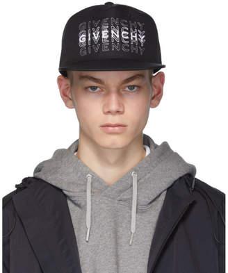 Givenchy Black Shading Cap