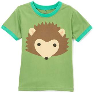 Doodle Pants Woodland Hedgehog Shirt (Baby & Toddler Boys)