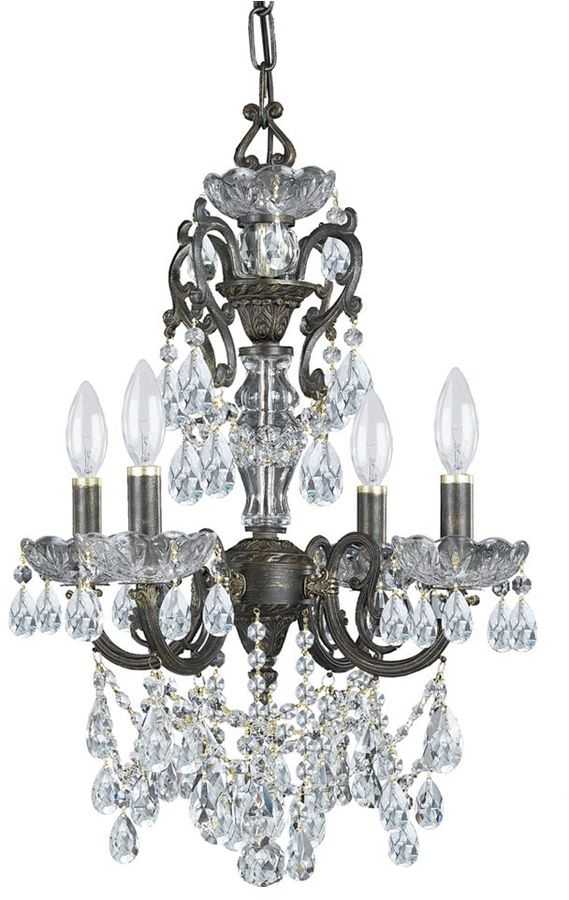 CLOSEOUT! Crystorama Lighting, Legacy Chandelier