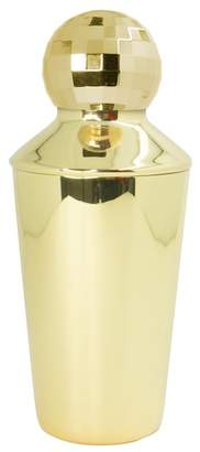 DCI Product Gold Disco Ball Cocktail Shaker