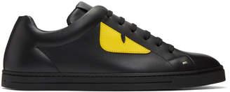 Fendi Black Bag Bugs Sneakers