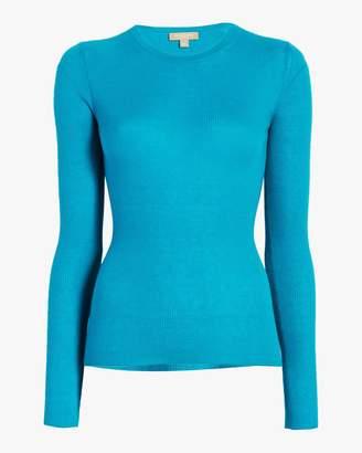 Michael Kors Long Sleeve Cashmere Sweater