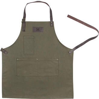 Cathy's Concepts Cathys Concepts Personalized Men's Waxed Canvas Apron