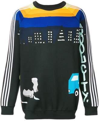 adidas UA&SONS sweater
