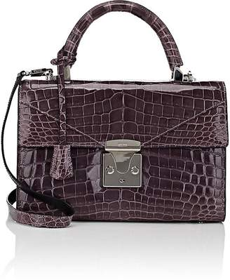 Stalvey Women's Top-Handle 2.5 Small Alligator Satchel
