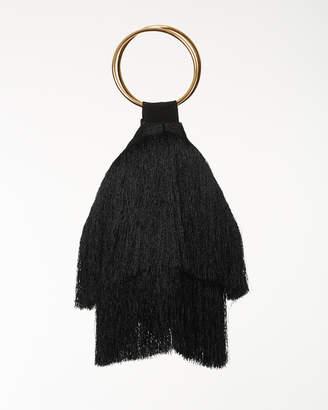 Mila Louise Short Fringe Bag
