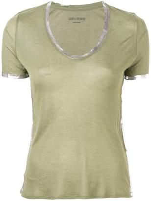 Zadig & Voltaire Zadig&Voltaire v-neck T-shirt