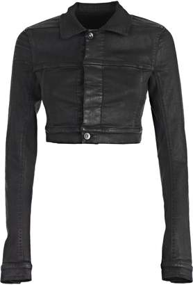 Drkshdw Rick Owens Cropped Jacket