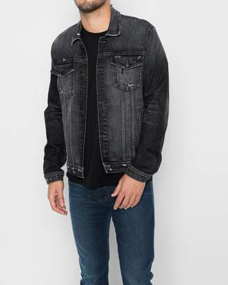 7 For All Mankind Trucker Jacket in Blowout