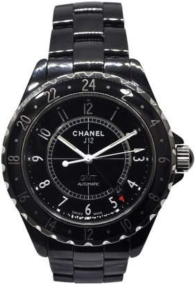 Chanel J12 Automatique ceramic watch
