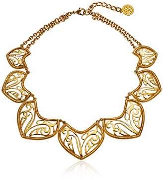Ben-Amun Jewelry Statement Multiple Pendant Necklace