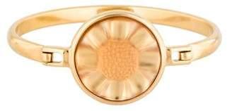 Lalique Crystal Flower Bangle