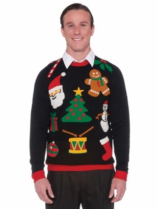 Everything Christmas Men's Sweater