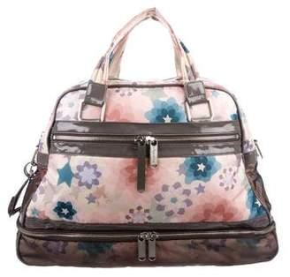 Stella McCartney x Le Sport Sac Floral Print Duffle Bag