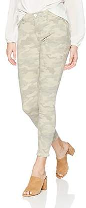 Hudson Women's Nico Midrise Ankle Super Skinny 5 Pocket Jean