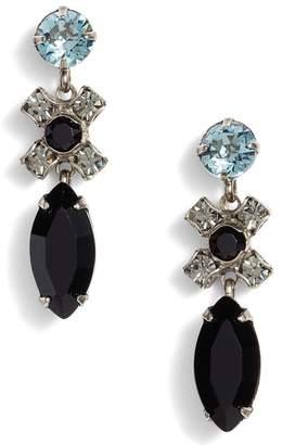 Sorrelli Perfect Harmony Crystal Drop Earrings