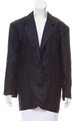 Christian Dior Woven Tailored Blazer