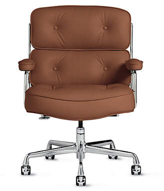 Design Within Reach Herman Miller Eames Executive Chair, Tan Leather at DWR