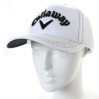 Callaway (キャロウェイ) - キャロウェイ Callaway メンズ ゴルフ キャップ CallawayBasicMeshCap18JM 2478984605