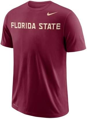 Nike Men's Florida State Seminoles Wordmark Tee