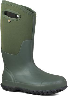 Bogs Classic Tall Matte Insulated Waterproof Rain Boot