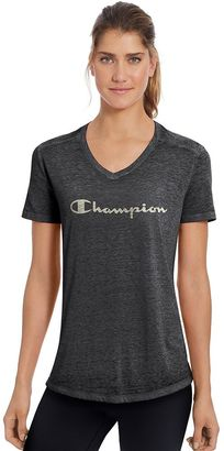 Women's Champion Authentic Wash Graphic Tee $22 thestylecure.com