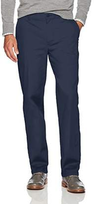 Izod Men's Saltwater Flat-Front Classic-Fit Chino Pant