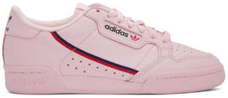 adidas Pink Continental 80 Sneakers