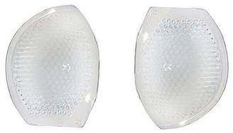 Elandy 1Pair Silicone Breast Enhancers- Thickening Perforated Bra Insert Pad Swimwear Push-up Booster Pads