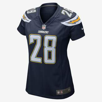 Nike NFL Los Angeles Chargers (Melvin Gordon) Women's Football Home Game Jersey