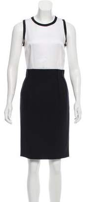 Michael Kors Sleeveless Knee-Length Dress