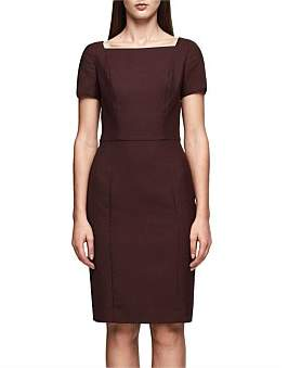 Reiss Atlee Dress-Tailored Dres