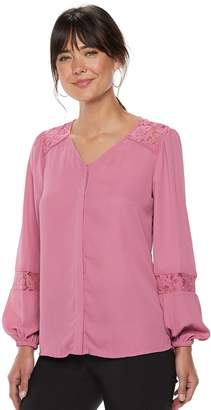 1ce05a150e9e7 Apt. 9 Pink Women s Tops - ShopStyle