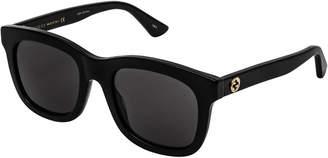 Gucci Women's Gg0326s-001 52Mm Sunglasses