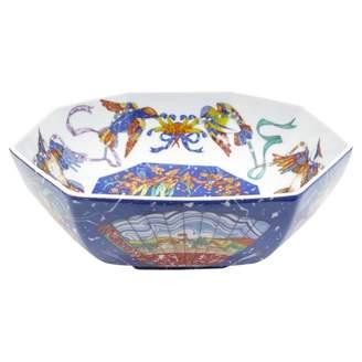 Hermes Blue Porcelain Dinnerware