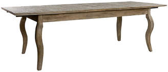 """One Kings Lane Guilford 78-91"""" Extension Dining Table"""