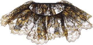 Gilded Lace Collar