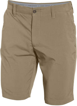 Under Armour Men's Match Play Golf Shorts $64.99 thestylecure.com
