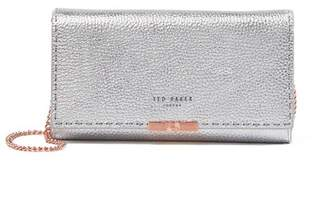 Ted Baker Janet Leather Crossbody Matinee Wallet on a Chain