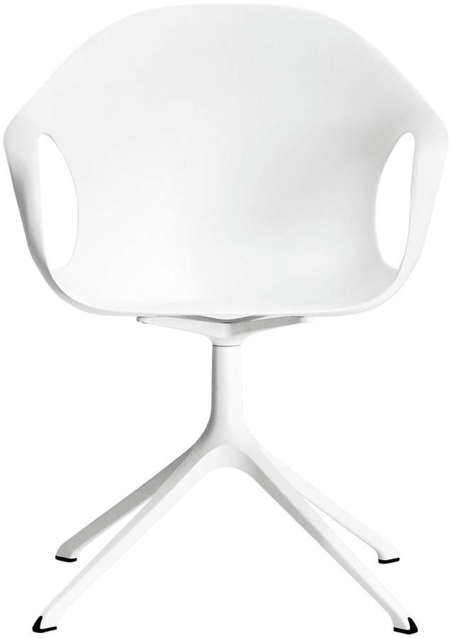 Kristalia - Elephant Stuhl, Weiß / Weiß
