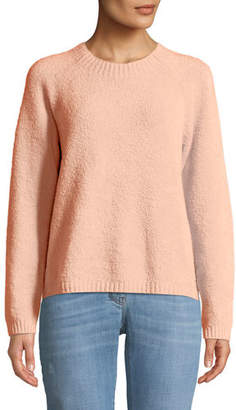Eileen Fisher Organic Soft Cotton Sweater, Plus Size