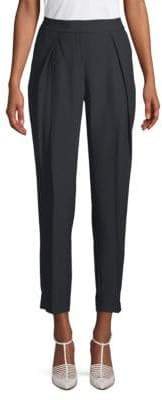 Akris High-Waisted Cropped Pants